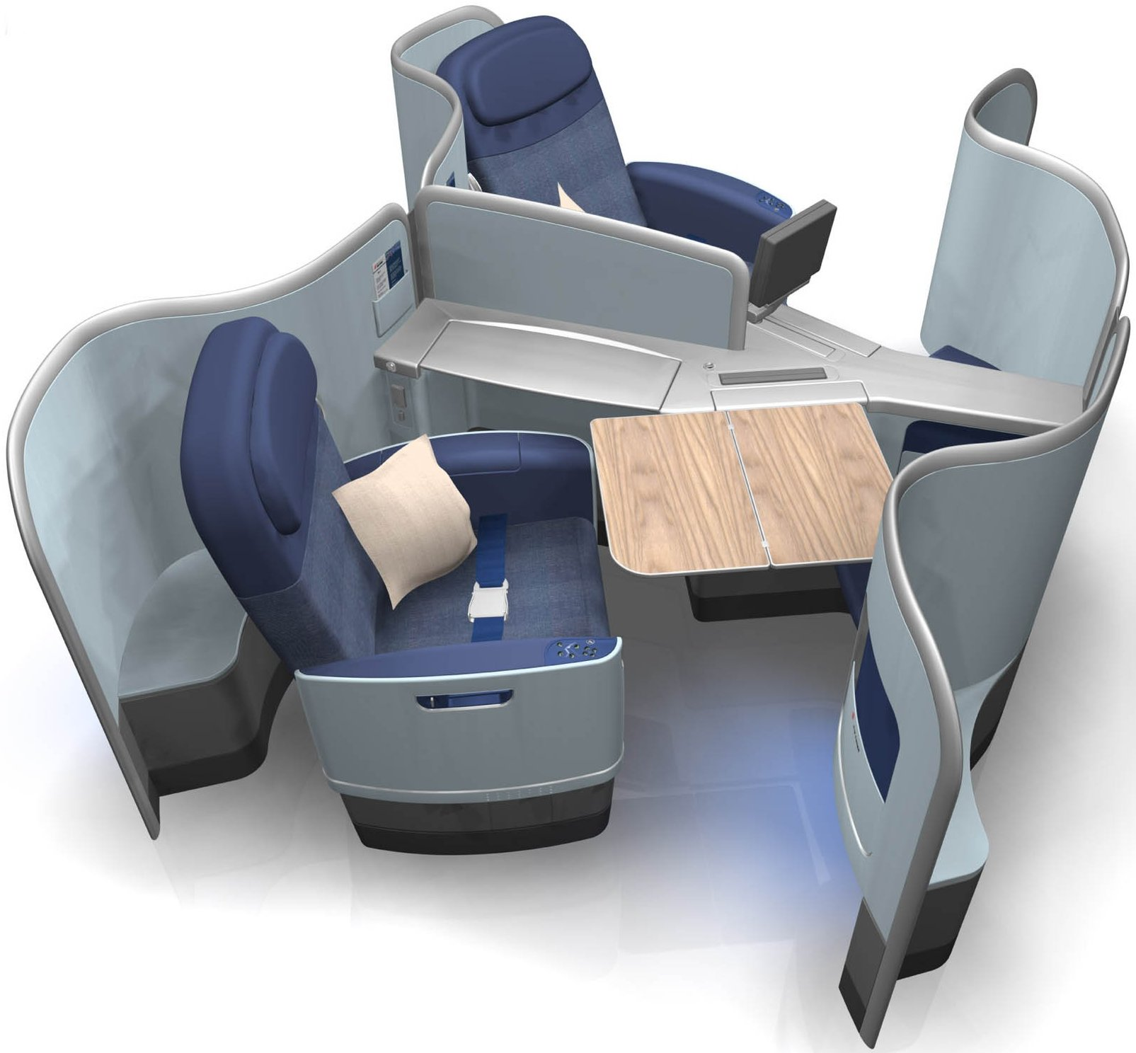 Aerospace Interiors S C Consultants